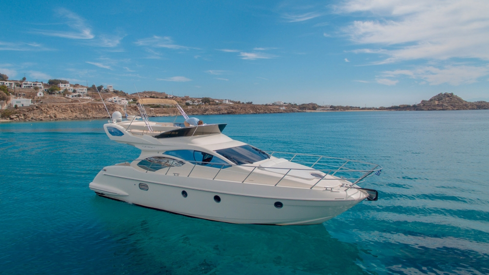 "Azimut 43 Flybridge,""Escape"""