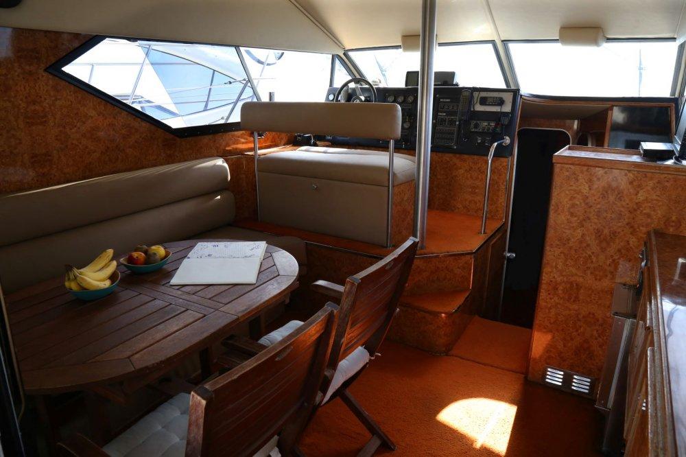 "Mykonos Yachtimg - Private & Luxury Yacht Experience - ""Diamand"" - Colvic 36 SunCruiser"