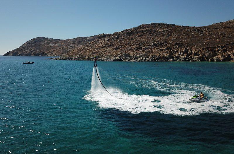 Flyboard - Mykonos Water Sports