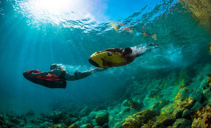 Seabob - Mykonos Water Sports