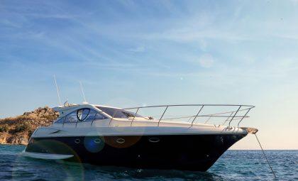 "Mykonos boat rental | DellaPasqua DC13 Elite Hardtop ""Pathos"" Yacht"