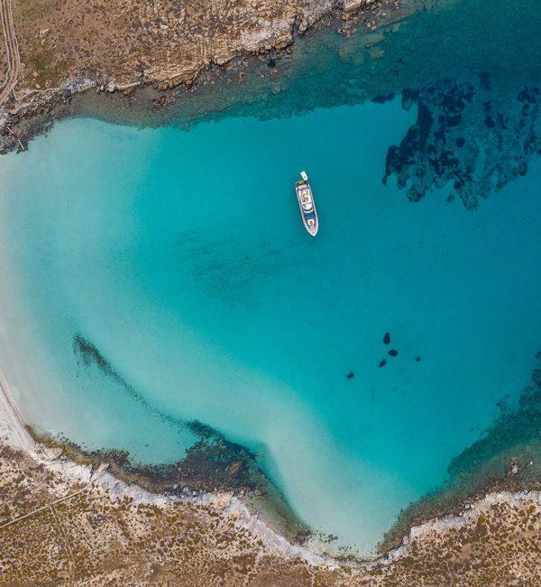 Delos & Rhenia Islands - Private Day Cruise | Mykonos Yachting