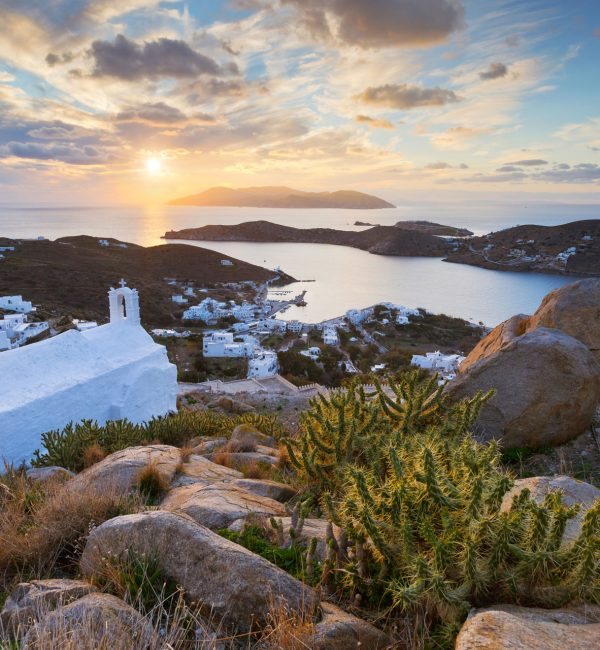 Mykonos – Ios – Mykonos Private Day Cruise | Luxury Yacht Charter
