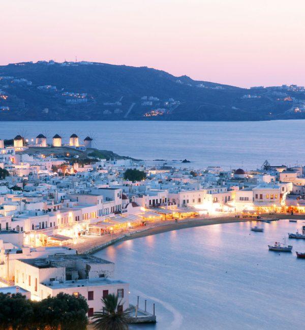 Mykonos Sunset - Nightfall Private Cruise | Mykonos Yachting