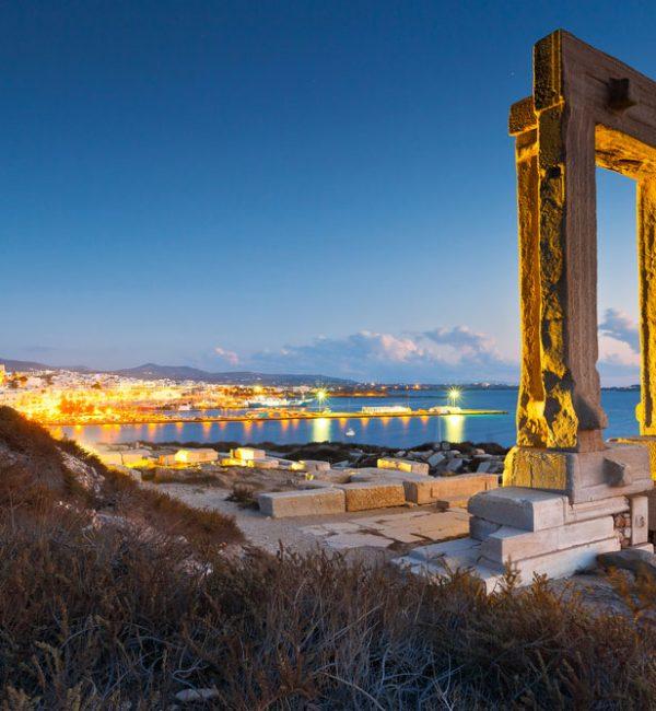 Mykonos - Naxos - Koufonissia Private Day Cruise | Luxury Yacht Charter