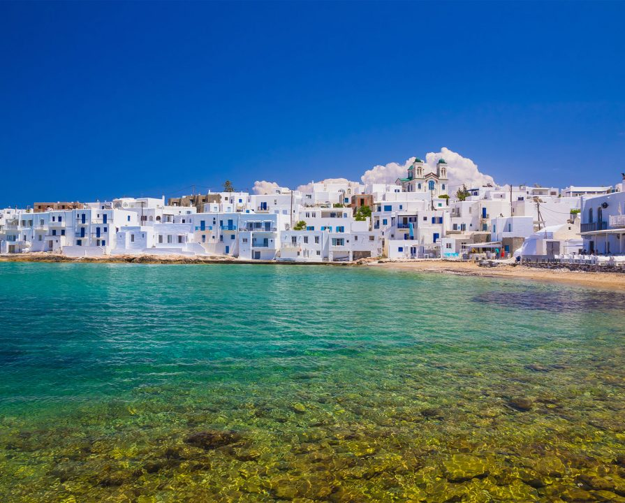 Mykonos - Paros Private Day Cruise | Luxury Yacht Charter