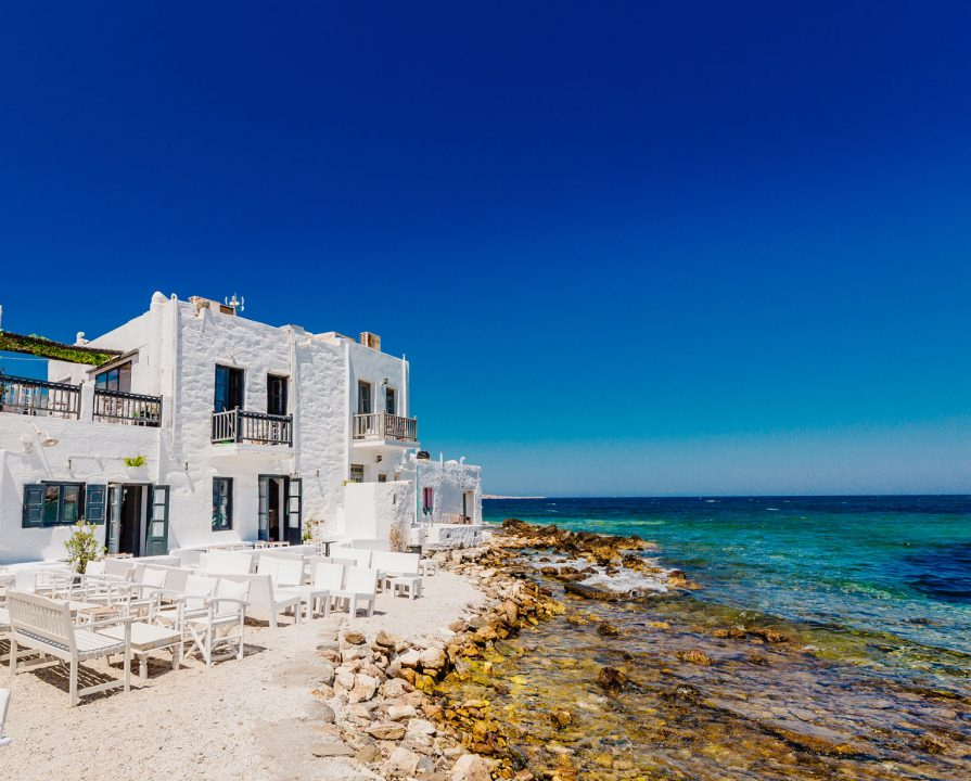 Mykonos - Paros - Antiparos Private Day Cruise | Luxury Yacht Charter